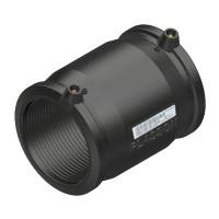 Муфта (PN25) ПЭ100 SDR7.4 Plasson